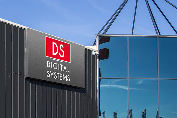 Écran Digital Systems à Arlon